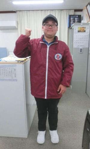 広島県代表!頑張ります!!