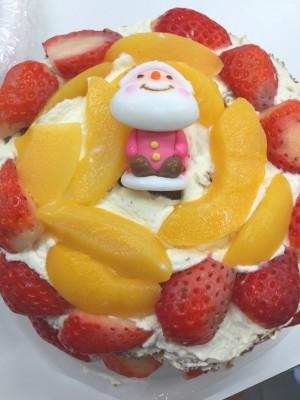 金子さんからの、クリスマスプレゼント