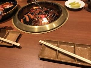 肉だ肉!!!
